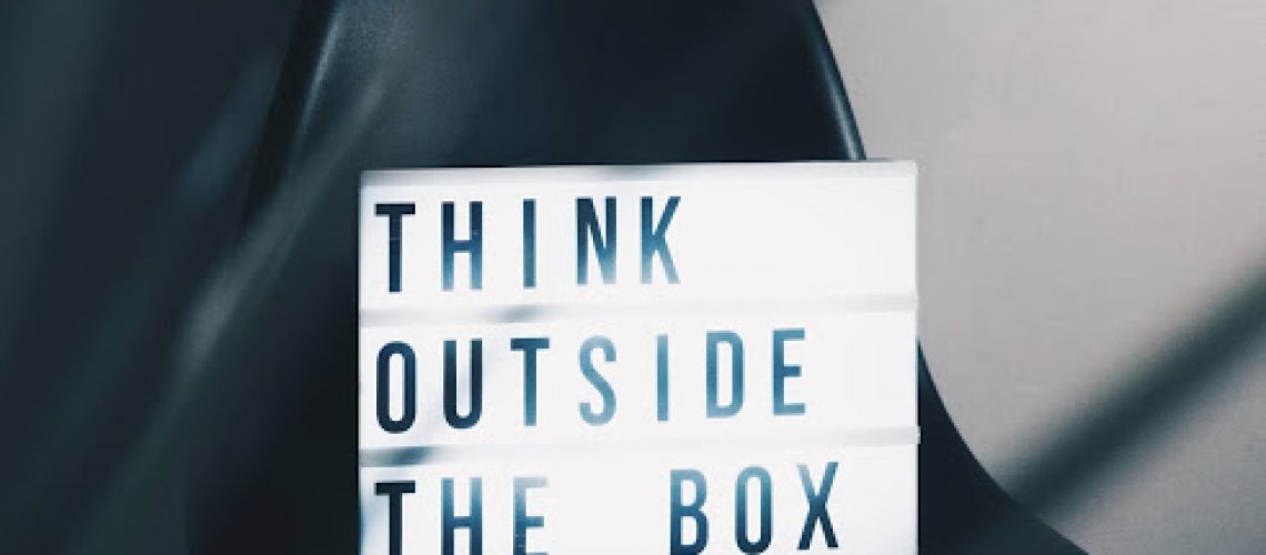 thnk outside box